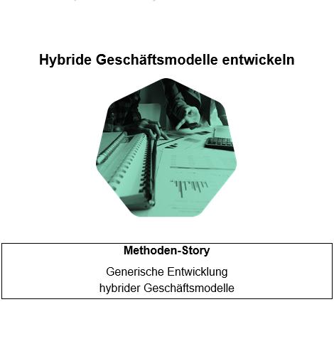 Generische Entwicklung hybrider Geschäftsmodelle: Ausführliche Methoden-Beschreibung