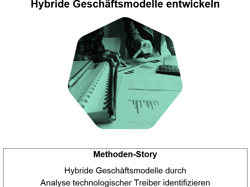 Hybride Geschäftsmodelle technologiegetrieben entwickeln